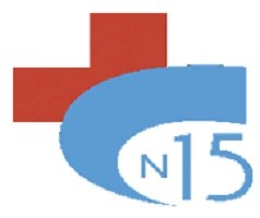 15 больница логотип