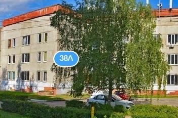 4 детская поликлиника- Воронеж, Южно-Моравская 38 а