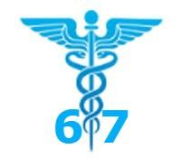ГКБ 67 логотип