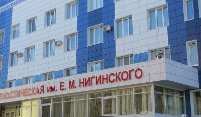 Поликлиника Нигинского фото