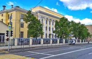 Корпус 1 Боткинской больницы