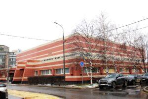 Морг Боткинской больницы