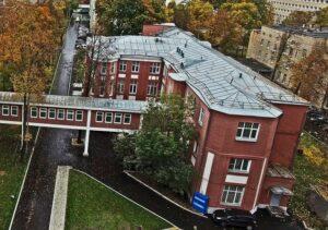 Боткинская больница Корпус 8