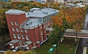 Больница Боткина корпус 9