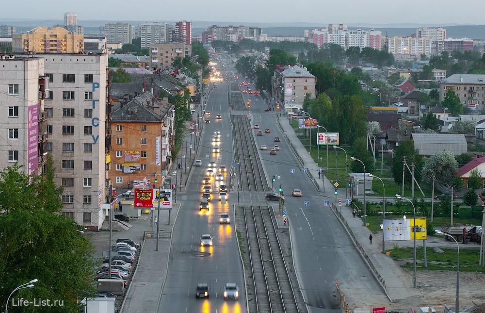 Екатеринбург район Уралмаш