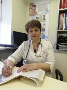 Дорошева Любовь Геннадьевна врач фото