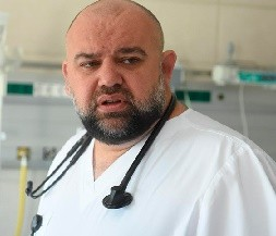 Проценко Денис Николаевич главный врач