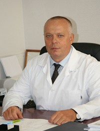 Щербак Сергей Григорьевич врач фото