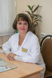 Серебрякова Виалета Витальевна врач фото