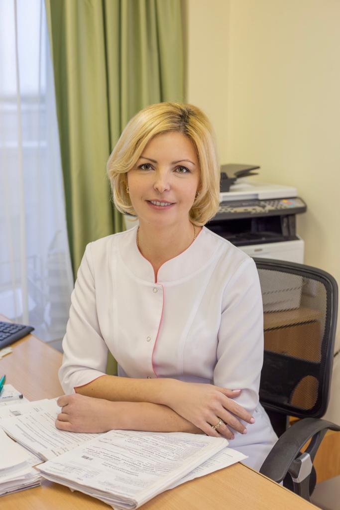 Усикова Елена Владимировна врач фото