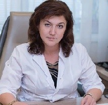Зейналова Светлана Рустамовна врач