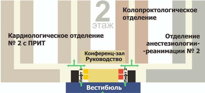 2 этаж окб Ярославль
