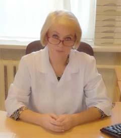 Черво Галина Владимировна врач фото