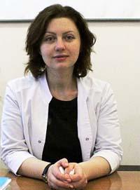Александрова Мария Андреевна врач