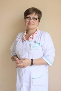 Антименюк Елена Петровна