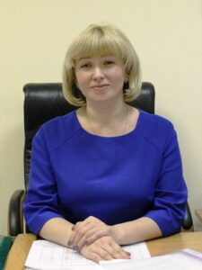 Бутусова Светлана Васильевна