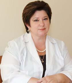 Елисеева Елена Алексеевна врач