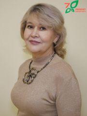 Лилия Фарисовна Фаретдинова