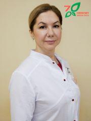 Зульфия Фаритовна Ким