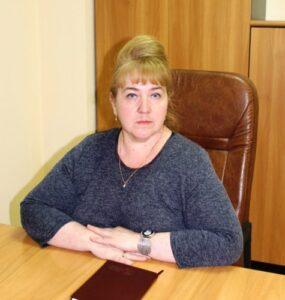 Коротова Елена Владимировна
