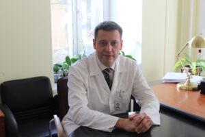Крапивкин Алексей Игоревич врач