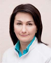 врач Галина Михайловна Мещерякова