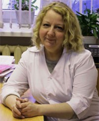 Моина Татьяна Павловна, врач – педиатр