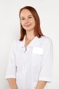 Оксана Степановна Иноземцева