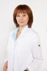 Оксана Васильевна Гончаренко невролог