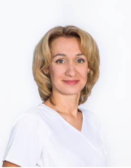 Юлия Алексеевна Самойлова, врач
