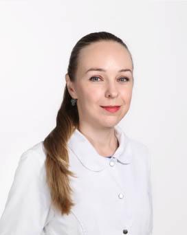 Юлия Александровна Столбовская