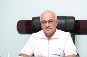 Петров Сергей Викторович главный врач