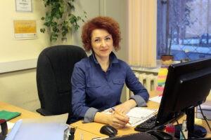 Волынкина Оксана Вячеславовна