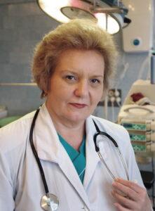 Лунина Татьяна Владимировна