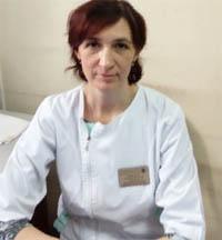 Елена Степановна Губанова