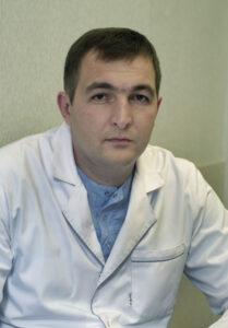 Галаганов Сергей Александрович