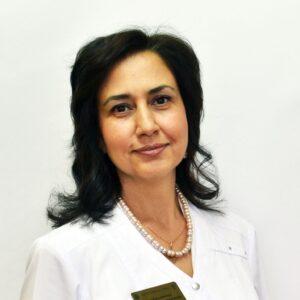 Светлана Вартановна Горбатенкова