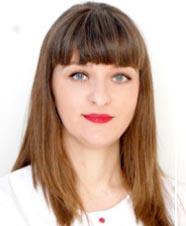 Марина Сергеевна Кочегура