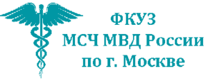МСЧ МВД Москва логотип