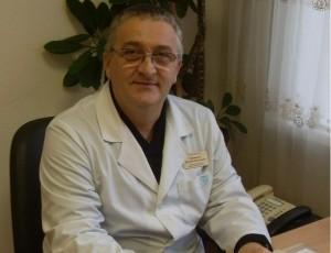 Валерий Николаевич Харитонов врач