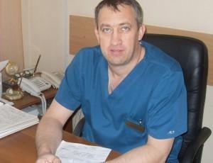 Валерий Валерьевич Кузьменко врач
