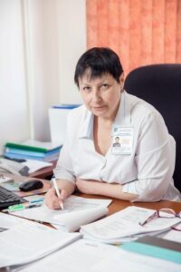 Татьяна Ивановна Копылова врач