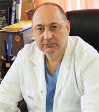 Сергей Владимирович Левкин главный врач