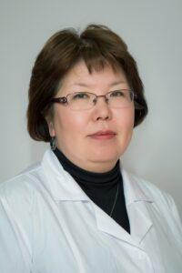 Татьяна Антоновна Русинова