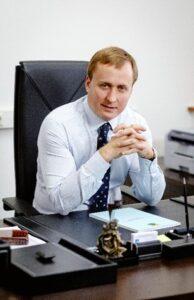 Слепов Максим Николаевич главный врач