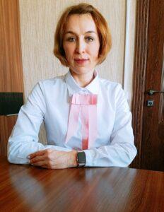 Светлана Владимировна Солнцева
