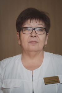 Татьяна Гармаевна Тоглоева