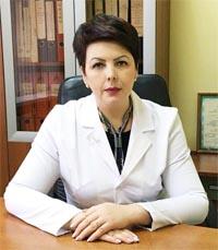 Галина Михайловна Шмелёва врач, заведующая поликлиникой 6