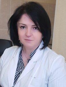 Динара Назимовна Алибулатова - врач, заведующая поликлиникой