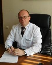 Юрий Михайлович Егорушин главный врач поликлиники 5 Ульяновск